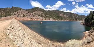McClure Reservoir courtesy of Santa Fe Hometown News
