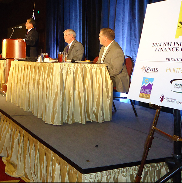 The 19th Annual NM Infrastructure Finance Conference awarded the Buckman Direct Diversion with the Catalina Muniz Award for outstanding achievement in the field of Utilities