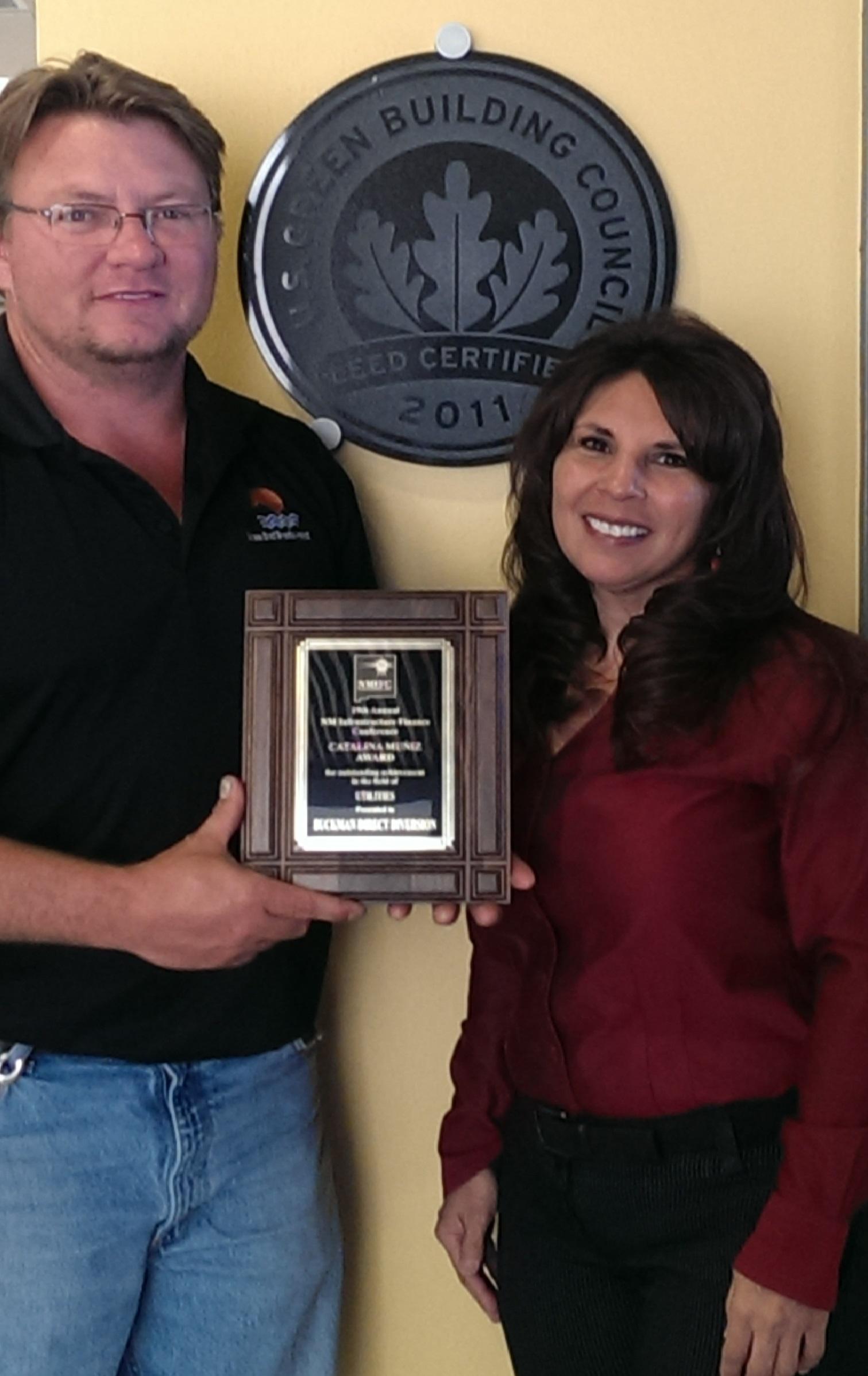NMIFC SJ BRP Award